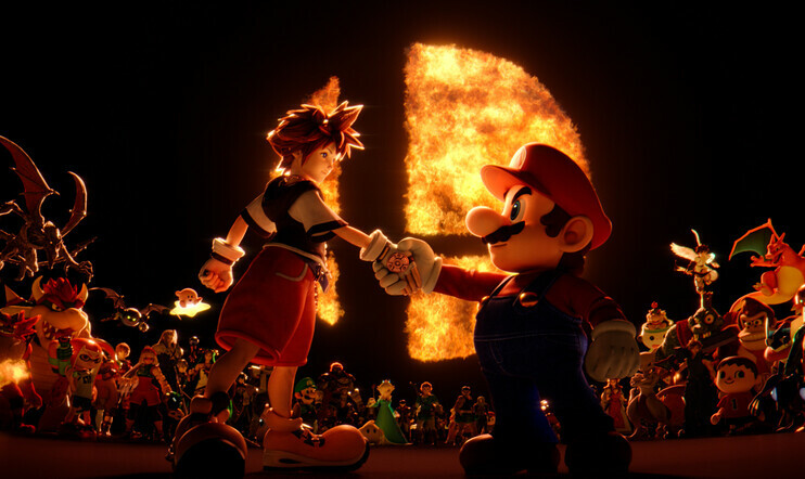 Kingdom Hearts -unelmat käyvät toteen – Sora on Super Smash Bros. Ultimaten vihoviimeinen lisätaistelija