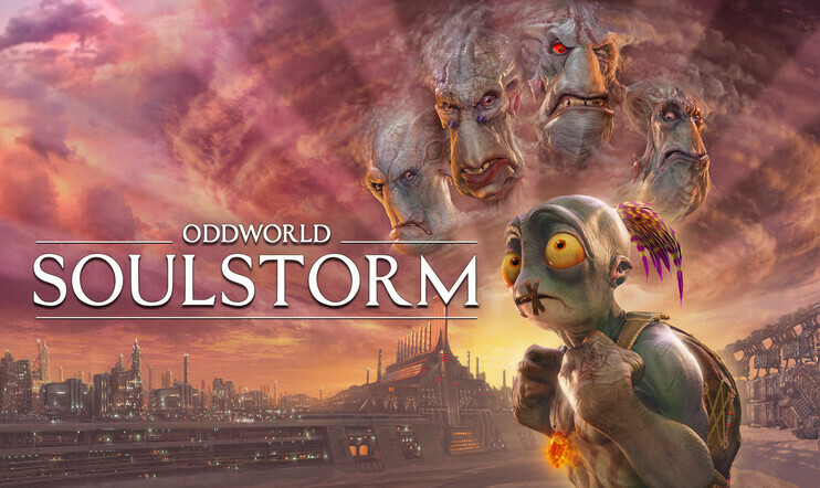 PlayStation Plus, PS Plus, oddworld: Soulstorm, Days Gone,