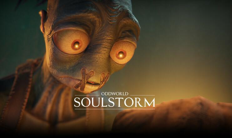 Lorne Lanning, Oddworld, Oddworld: Soulstorm, Soulstrom, julkaisupäivä, PlayStation plus,