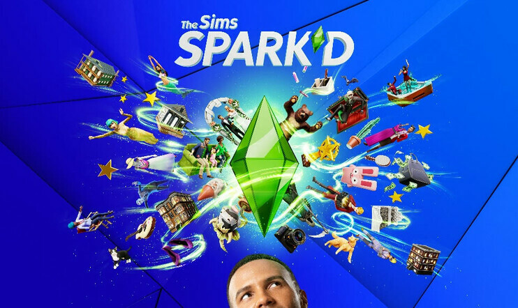 The Sims, The Sims Spark'd, Maxis, EA, Electronic Arts, The Sims 4