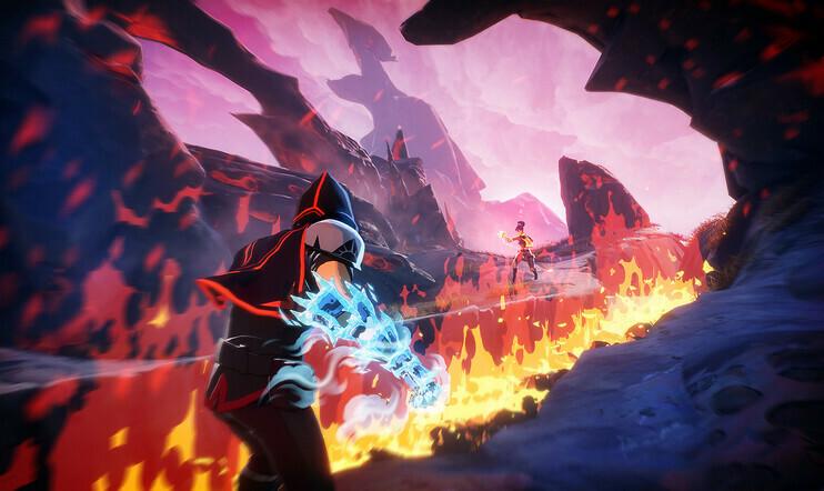 Spellbreak on aloittanut vahvasti – battle royale -pelillä jo yli 2 miljoonaa pelaajaa