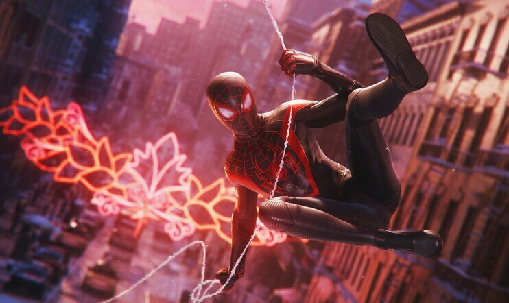 Spider-Man: Miles Morales, Spider-Man, Miles Morales, Insomniac Games, PS5, PlayStation 5, Sony, Marvel