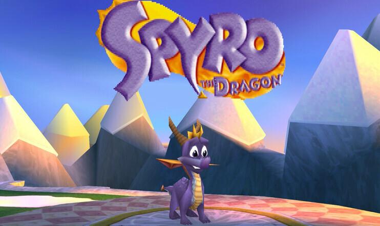 Retrostelussa Spyro the Dragon – alkujaan synkkä ja verinen peli aikuiseen makuun