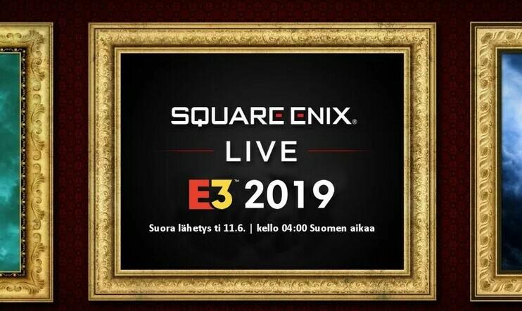Suora E3 2019 -lähetys: Square Enixin verkkotilaisuus – Final Fantasy VII Remake, Avengers-suurpeli ja muuta