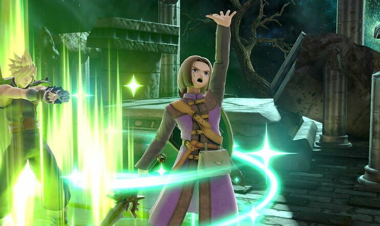 Banjo & Kazooie sekä Dragon Quest -sankarit liittyvät Super Smash Bros. Ultimaten taistelijakaartiin