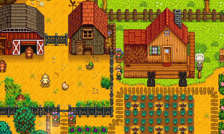 Stardew Valley, Eric Barone