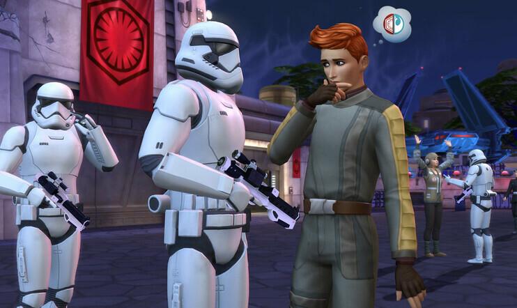 Tähtien sotaa tuoreelta kantilta – ennakossa The Sims 4 Star Wars: Matka Batuulle