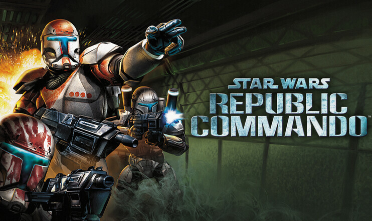 Star Wars: Republic Commando, Star Wars, Republic Commando, Tähtien sota, Aspyr media,