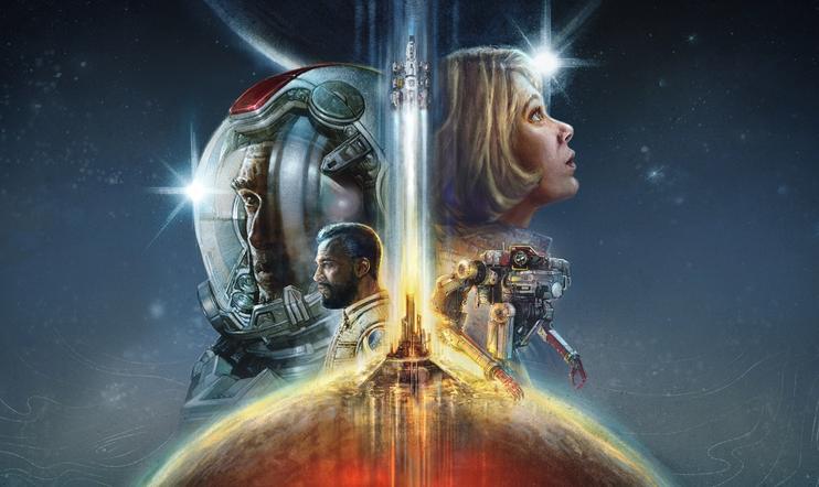 Starfield, Bethesda, Microsoft, Xbox Series, avaruus, roolipeli,