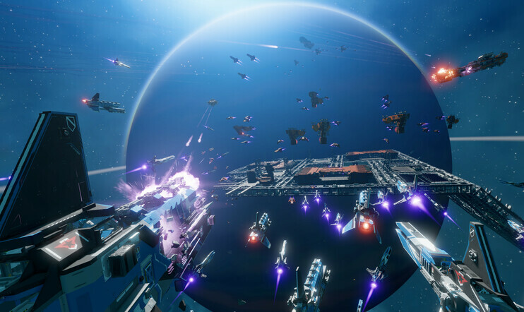 Starbase, Frozenbyte, suomi, early access, Steam,