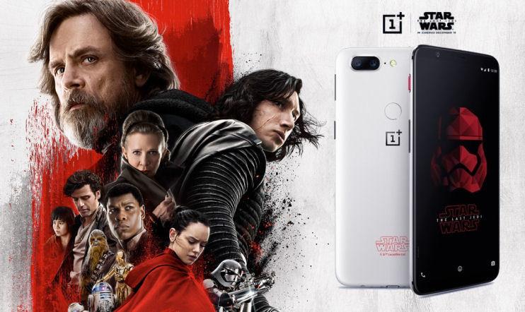 Pelaajacast-erikoiskisa: Palkintona OnePlus 5T Star Wars Special Edition -puhelin!