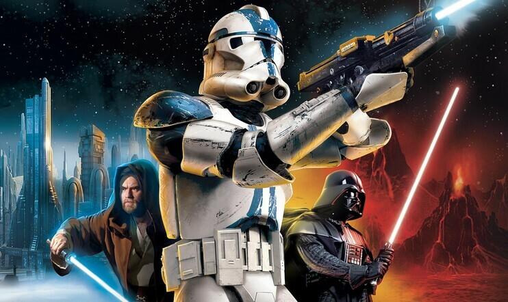 EA:n Origin Access -tilauspalvelu sai 12 Star Wars -klassikkopeliä