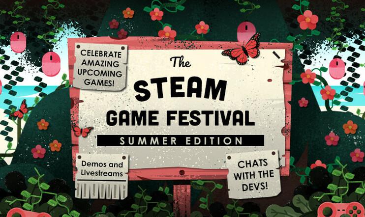Steam, game festival, pelifestivaali, demo, pc