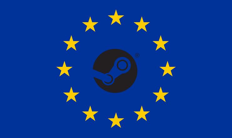 EU, Euroopan unioni, Euroopan komissio, Valve, Steam