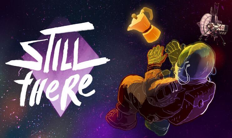 Space, seikkailu, avaruus, Still There, Iceberg Interactive, masennus, scifi, Ghost Shark