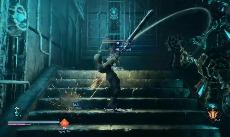 Ei sittenkään niin huono? Videofiilistelyssä jo meemiarvonsa osoittanut Stranger of Paradise: Final Fantasy Origin