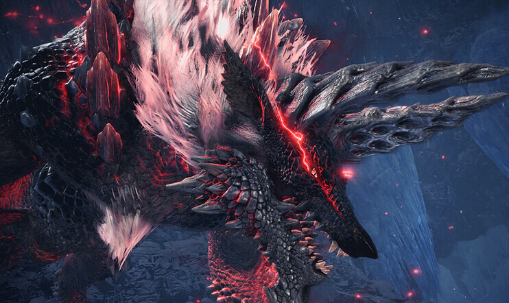 Monster Hunter, Monster Hunter: World, Iceborne, Monster Hunter: World - Iceborne, Stygian Zinogre, Capcom, päivitys,