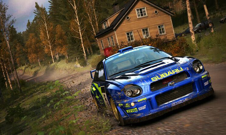 Dirt Rally, Codemasters, ilmainen