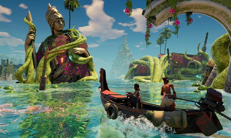 Submerged: Hidden Depths, Steam, Uppercut Games