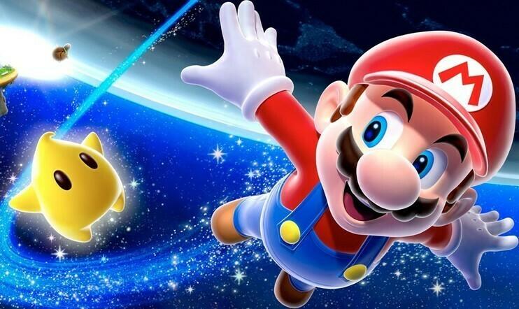 Super Mario, Super Mario Bros., nintendo, 35 vuotta, Super Mario Galaxy, Paper Mario