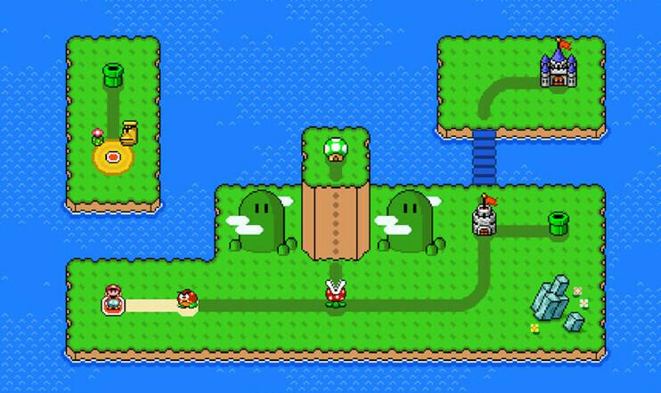 Super Mario Maker 2 saa mahdollisuuden luoda kokonaisia maailmoja ja Super Mario Bros. 2 -sisältöä