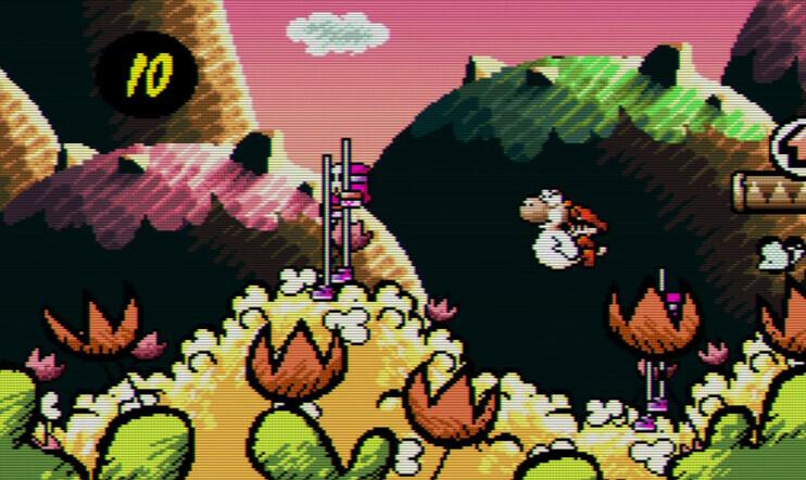 Retrostelussa Super Mario World 2: Yoshi's Island – mestariteos vaikka kuinka väittäisit muuta