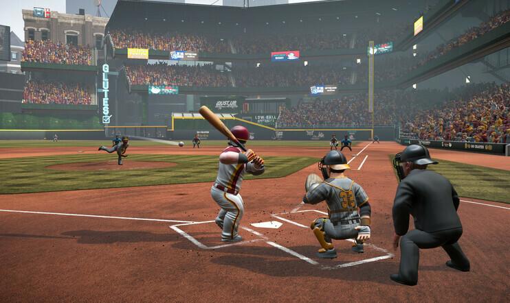Super Mega Baseball 3, Super Mega Baseball, Metalhead Softwares, urheilu