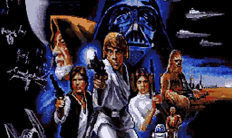 Parhaat Star Wars -pelit kautta aikojen - ensimmäiset askeleet