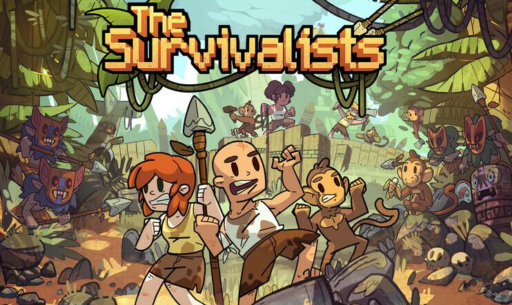 The Survivalists, Team17, julkaisupäivä,