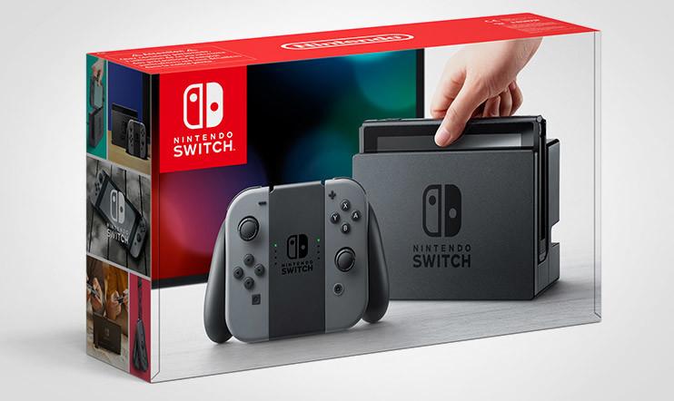 Helmikuun kilpailu: Voita Nintendo Switch!