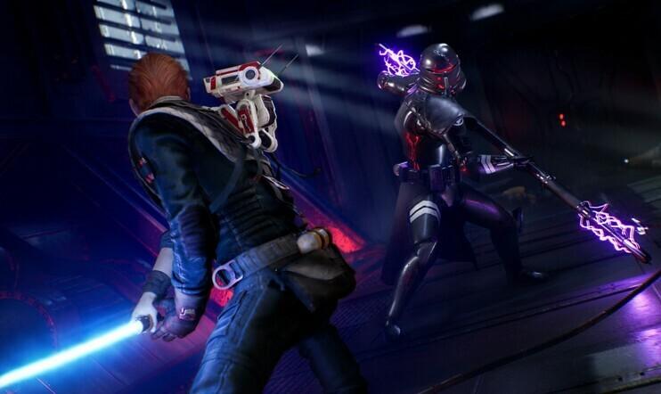 Star Wars Jedi: Fallen Order, Star Wars, Jedi: Fallen Order, fallen order, respawn Entertainment, PS5, Xbox Series,