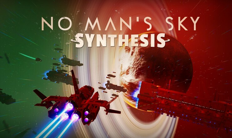 No Man's Sky, Synthesis, Hello Games, scifi, avaruus