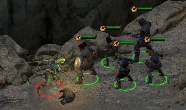 Pillars of Eternity II: Deadfire – kaikki mitä sinun pitää tietää taistelemisesta ja taistelujärjestelmistä
