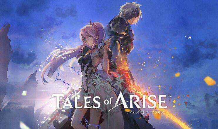 Tales of Arise, Bandai namco, JRPG, roolipeli, ARPG, RPG, julkaisupäivä, Tales, Tales of,
