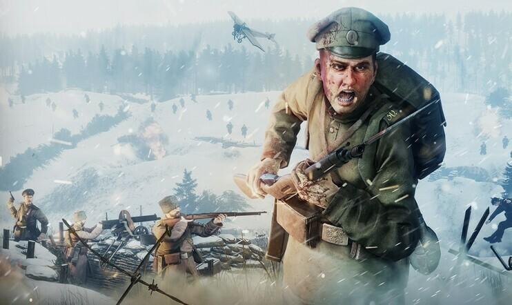 Tannenberg, Verdun, julkaisupäivä, M2H, Blackmill Games, fps