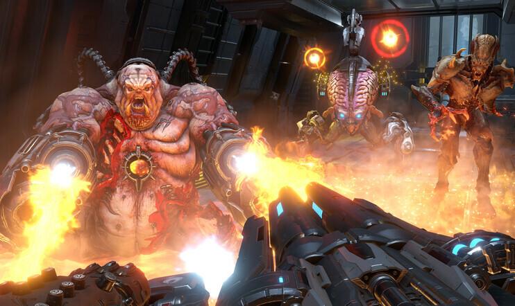 Doom Eternal, Bethesda, id Software