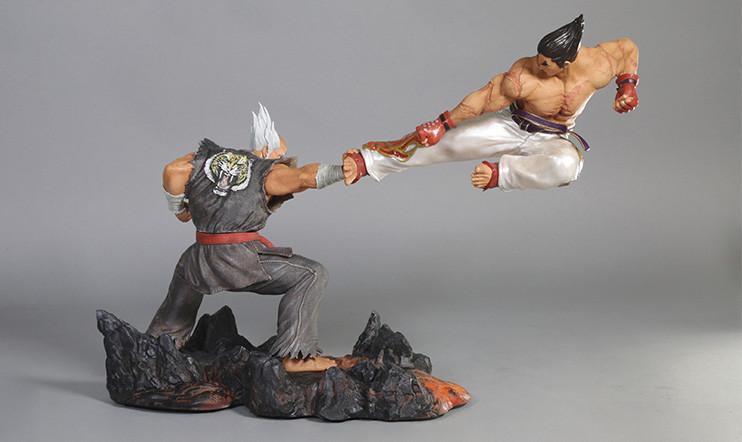 Toukokuun Tekken 7 -patsaskisa!