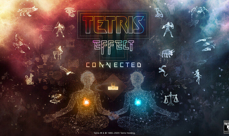 Tetris Effect: Connected, Tetris Effect, Connected , Phantasy Star Online 2, PSO, PSO 2, New Genesis,