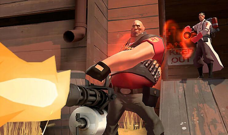 Team Fortress 2 on uudessa huipussaan.