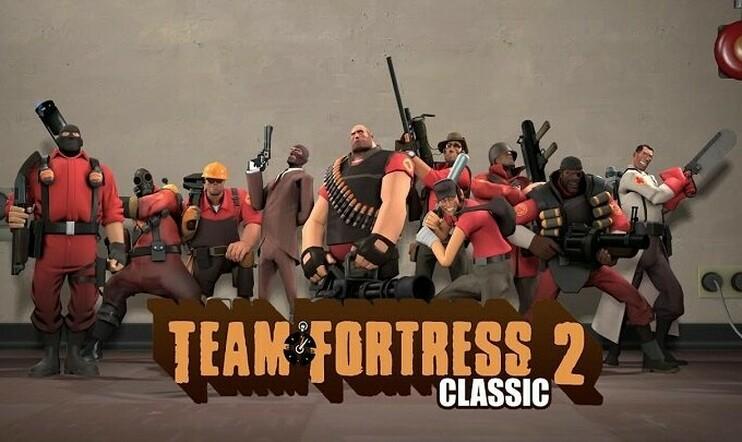 Team Fortress 2 Classic, Team Fortress 2, Eminoma, modi