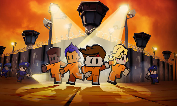 The Escapists 2 -arvostelu