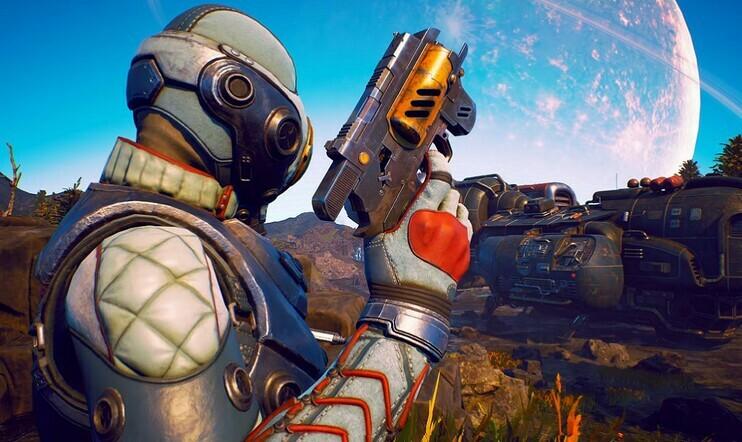 Fallout: New Vegas -tekijöiden uusi tieteisroolipeli on kuin Fallout avaruudessa – Pelaajan videotestissä The Outer Worlds