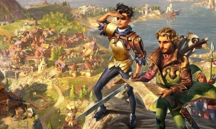 The Settlers Gamescom
