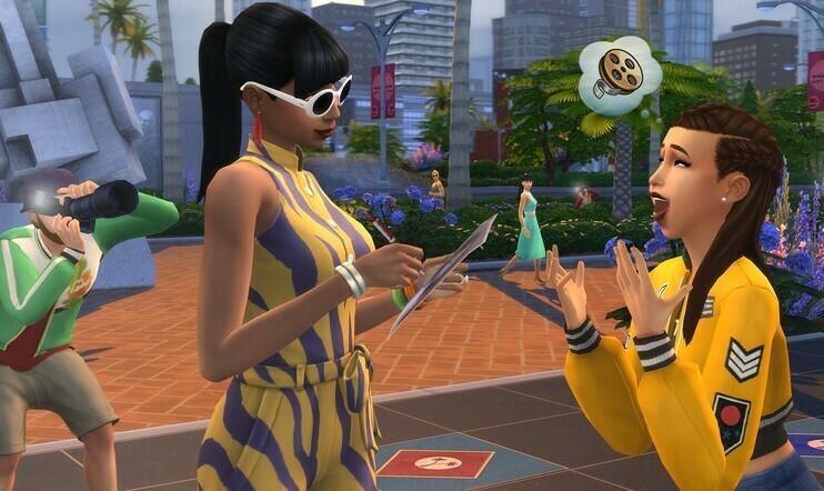 Tiesitkö? The Sims on ollut myös MMO