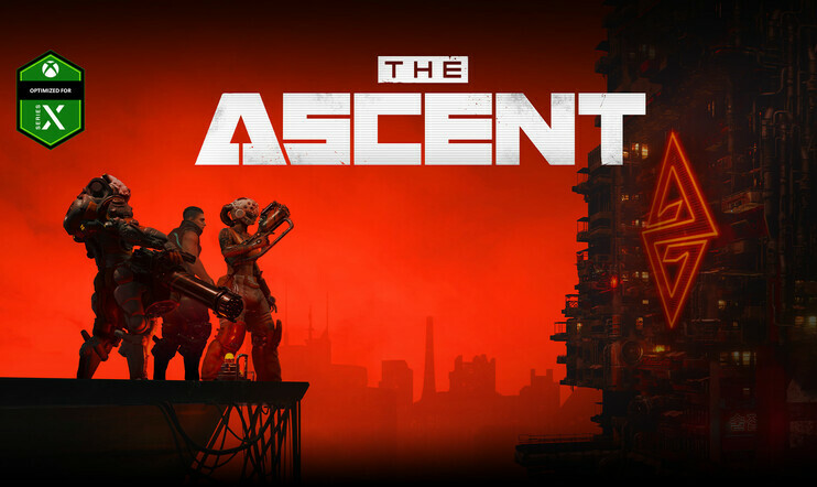 The Ascent, Curve Digital, Neon Giant, Smart Delivery, Xbox Series X, Series X,