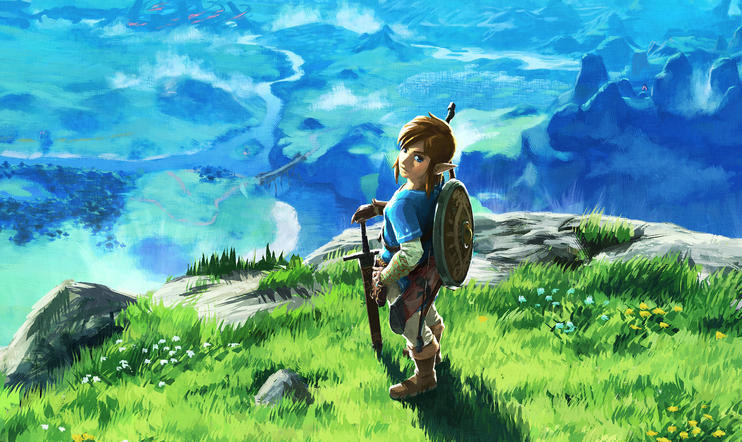 The Legend of Zelda: Breath of the Wild -arvostelu