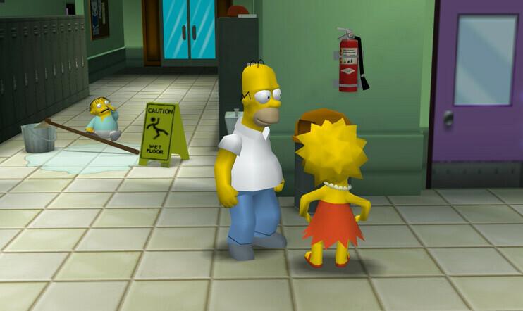 Retrostelussa The Simpsons Hit & Run – kun GTA ja Simpsonit törmäävät