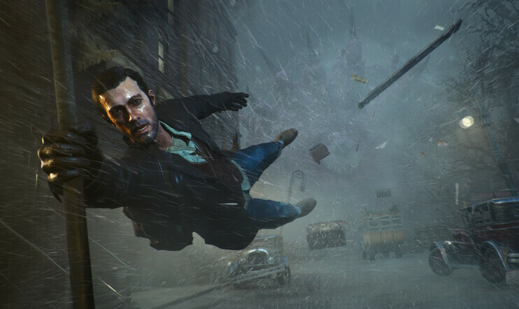The Sinking City, Frogwares, Nacon, piratismi, Steam, Gamesplanet