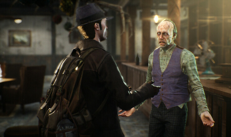 The Sinking City, Frogwares, steam, nacon,