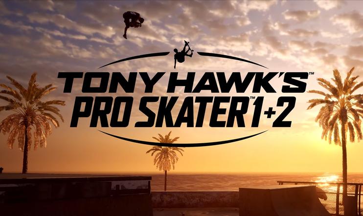 Tony Hawk's Pro Skater 1+2 Remastered, Tony Hawk's Pro Skater, 1+2 Remastered , Activision, skeittipeli, julkaisupäivä, 4. syyskuuta, Vicarious Visions,